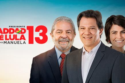Brasile: i candidati per le elezioni presidenziali. Sfida tra Haddad eBolsonaro?
