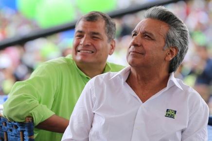 L'Ecuador chiamato a scegliere il successore di RafaelCorrea