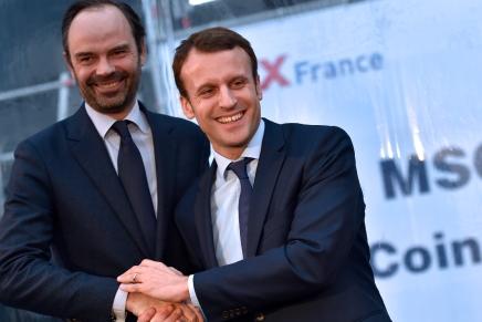 Francia: le elezioni legislative primo banco di prova per EmmanuelMacron