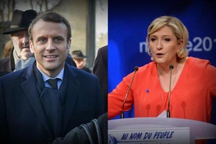 Francia, elezioni presidenziali 2017: Macron e Le Pen, due volti della classedominante