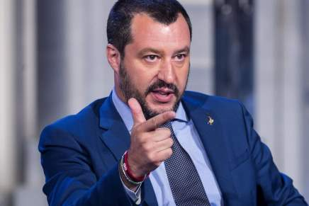 "I ""Paesi sicuri"" secondo MatteoSalvini"