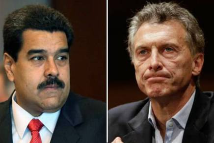 La crisi argentina e quellavenezuelana