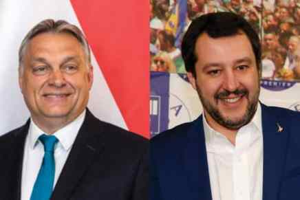 Sovranisti fasulli: Salvini, Orbán, Kurz, Bolsonaro…