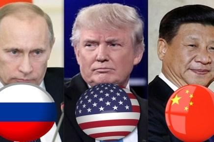 Un'alleanza militare tra Russia e Cina per la nuova guerrafredda