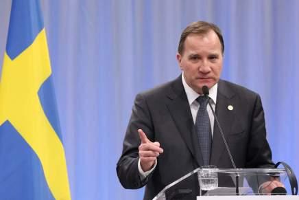 Svezia: inizia il secondo mandato di StefanLöfven