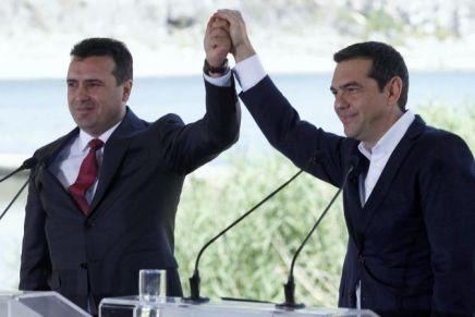 Questione macedone: la disputa tra Macedonia e Grecia verso unasoluzione?