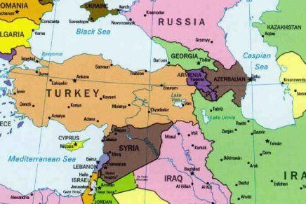La posizione ed il ruolo centrale della Turchia sulle rotte delpetrolio
