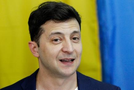 Ucraina: Volodymyr Zelens'kyj trionfa con la maggioranzaassoluta