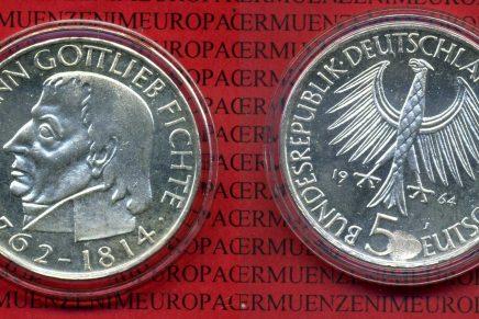 L'Euro e la moneta secondo Johann GottliebFichte