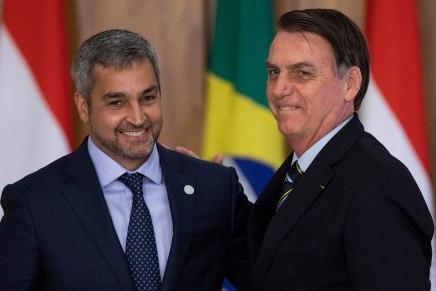 Il Paraguay di Mario Abdo Benítez vassallo del Brasile di JairBolsonaro