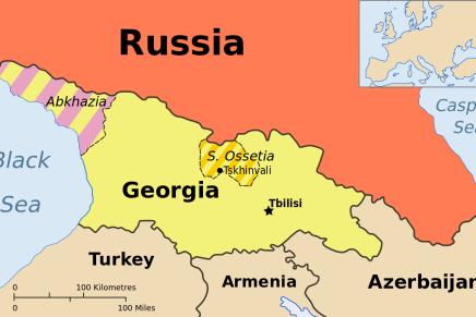 Abkhazia: Aslan Bzhania eletto alla presidenza della repubblicafilorussa