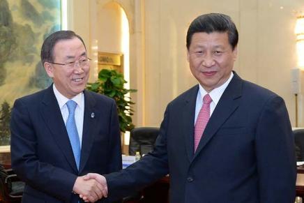 La Cina all'avanguardia nella lotta al riscaldamentoglobale