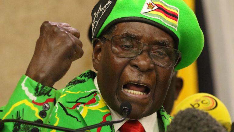 Zimbabwe: chi era RobertMugabe?