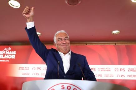 Portogallo: nasce il secondo governo socialista di AntónioCosta