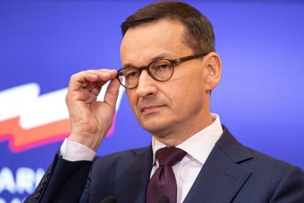 Polonia: inizia il secondo governoMorawiecki