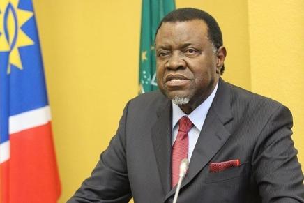 Namibia: secondo mandato presidenziale per HageGeingob