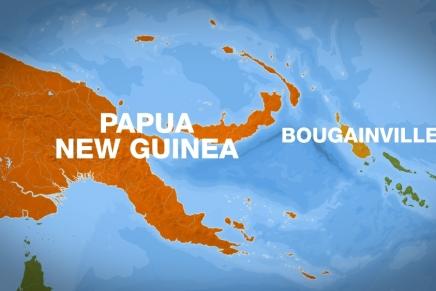 Papua Nuova Guinea: l'isola di Bougainville vota per l'indipendenza