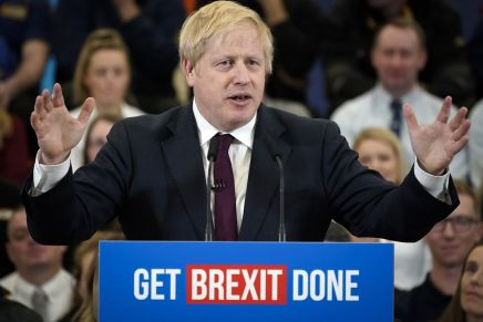 Regno Unito: get Brexitdone!