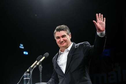 Croazia: il socialdemocratico Zoran Milanović eletto allapresidenza