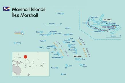 Isole Marshall: il filocinese David Kabua elettopresidente