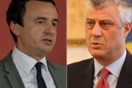Kosovo: ultimatum del presidente ad AlbinKurti