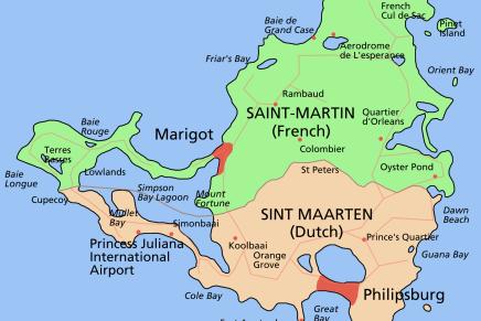 Sint Maarten: il centro-sinistra vince leelezioni