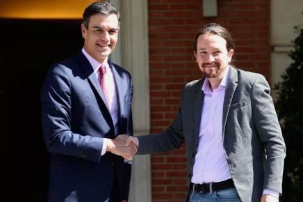 Spagna: Sánchez alla guida del governo più a sinistra disempre