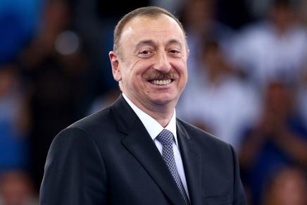 L'Azerbaigian resta il regno di IlhamAliyev