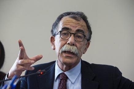 Il giornalista antimafia Sandro Ruotolo entra inSenato