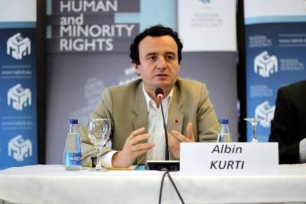 Kosovo: raggiunto l'accordo, al via il governo di AlbinKurti
