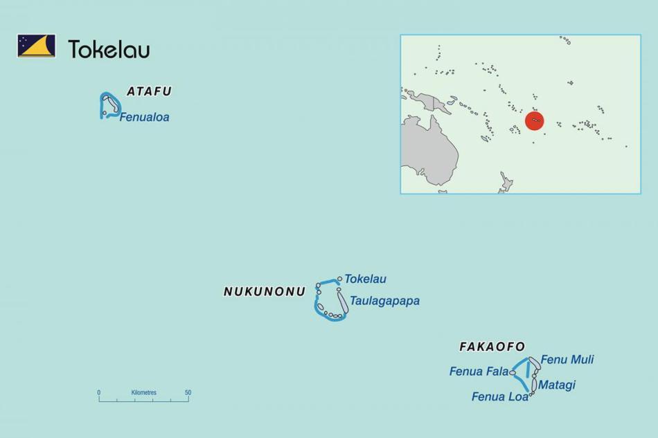 Tokelau: al voto le isole alimentate ad energiasolare