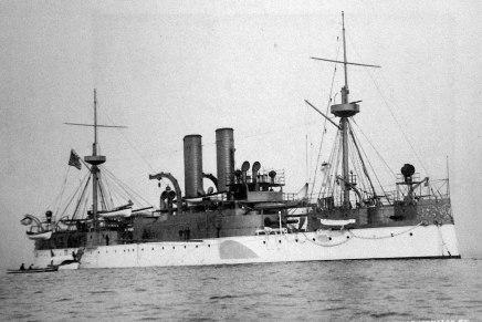 15 febbraio 1898: l'incidente della USS Maine, Cuba e la guerra ispano-americana
