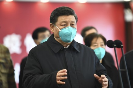 Xi Jinping dichiara la vittoria della Cina sulcoronavirus