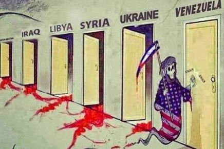 L'imperialismo USA non si ferma neppure davanti alcoronavirus
