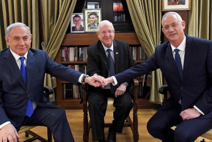 """Israele: idea Netanyahu, """"governo di emergenza"""" contro ilcoronavirus"""