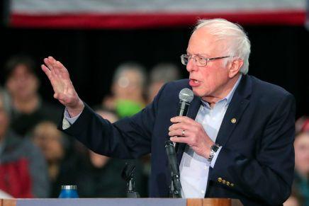Sanders capolista e i timori del PartitoDemocratico