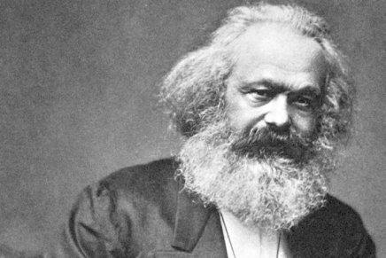 """Karl Marx: """"Spostamento del centro di gravitàmondiale"""""""