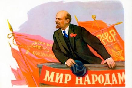 """Vladimir Lenin: """"L'Europa arretrata e l'Asia avanzata"""" (maggio1913)"""