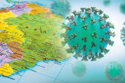 Coronavirus: l'America del Sud è il nuovo epicentromondiale