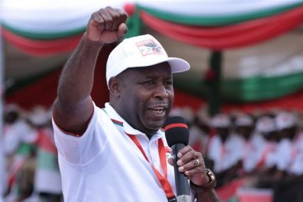 Burundi: Evariste Ndayishimiye è il nuovopresidente