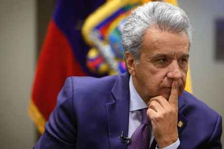 Il disastro dell'Ecuador sotto il traditore LenínMoreno