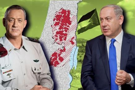 Israele: un governo per la poltrona e contro ipalestinesi