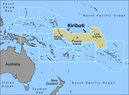 Kiribati: si riunisce il nuovo parlamento dopo le elezioni diaprile