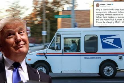 Il sistema postale americano: Trump loprivatizzerà?