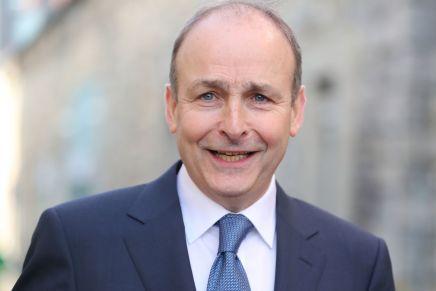 Irlanda: via libera al governo del compromesso, Micheál Martinpremier