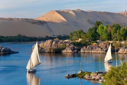 La disputa sul Nilo tra Egitto edEtiopia