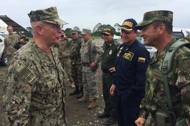 La Colombia offre il suo territorio all'esercitostatunitense