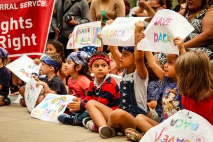 "Immigrazione: l'emozione di Roberts sul DACA ""tradisce""Trump"