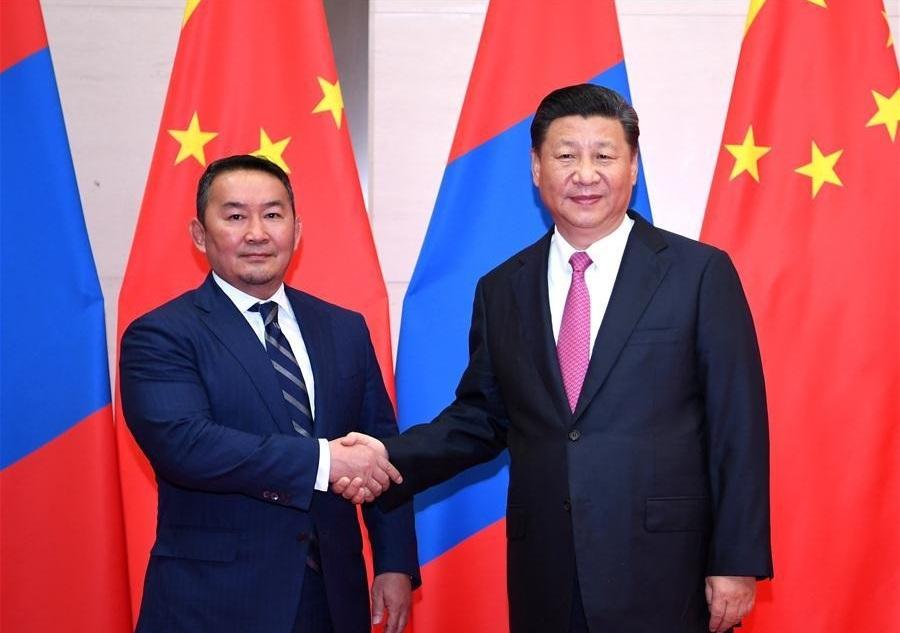 Breve storia delle relazioni tra Cina eMongolia