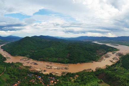 Le dispute sui fiumi: dal Nilo alMekong
